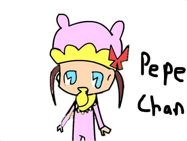 pepe-chan chibi
