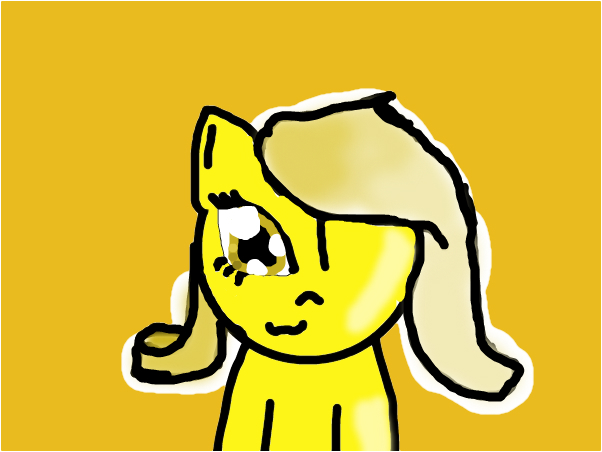 butter pony