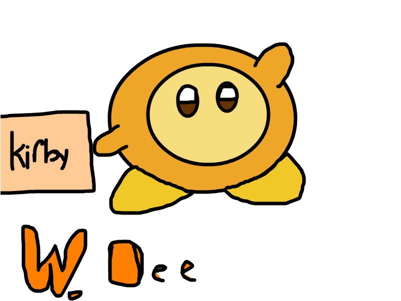 WADDLE DEE! So cute!