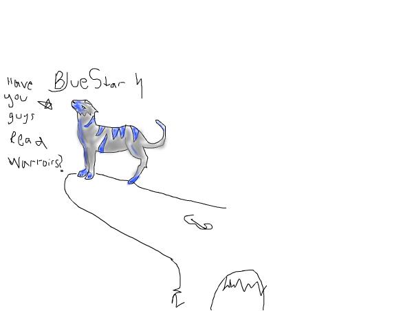 BlueStar of ThunderClan