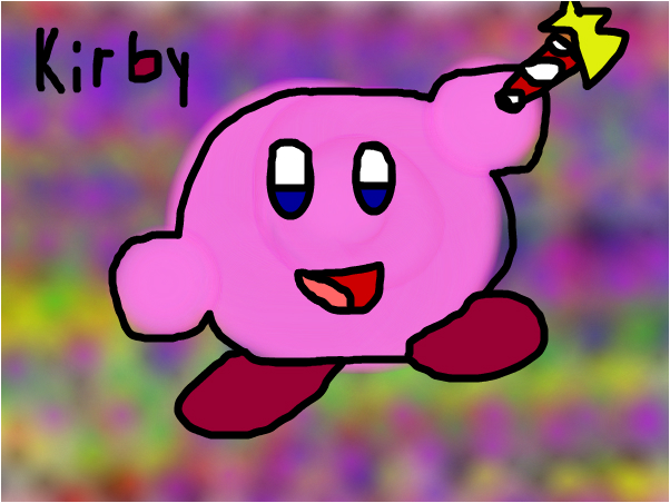 Kirby's Young Starod
