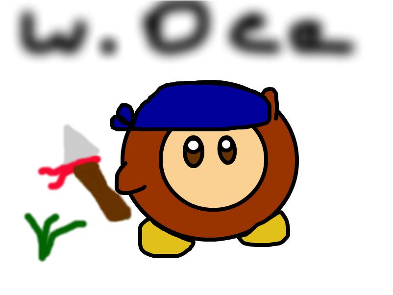 Waddle Dee (Spear)