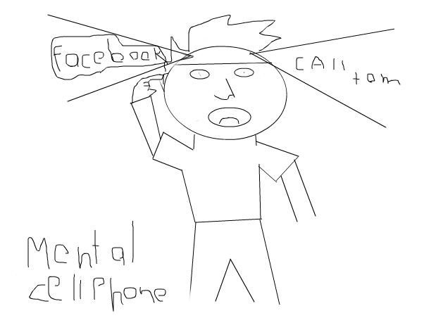mental celphone