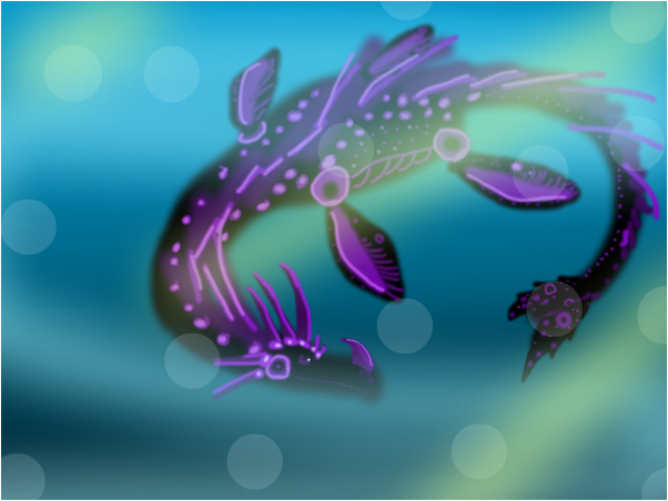 Robotic seadragon