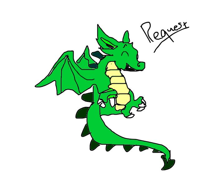 Random dragon lolz (REQUEST)