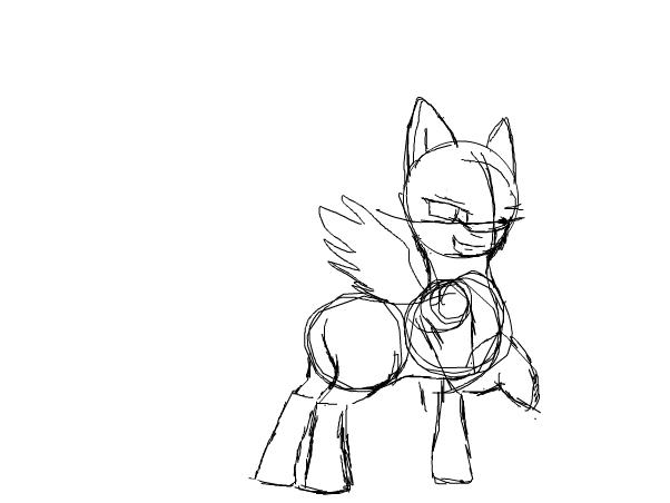 Pony WIP~