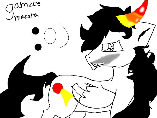 :o) = honk and this is gamzee pony