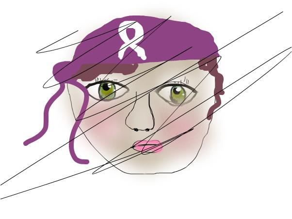 breast cancer survivor mess up