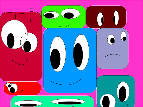 block monsters (continued)