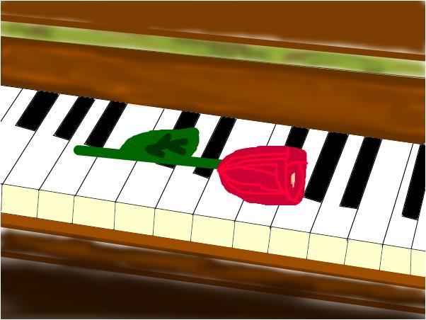 piano&rose