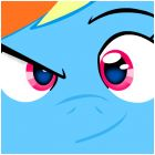 The Faces of MLP - Rainbow Dash