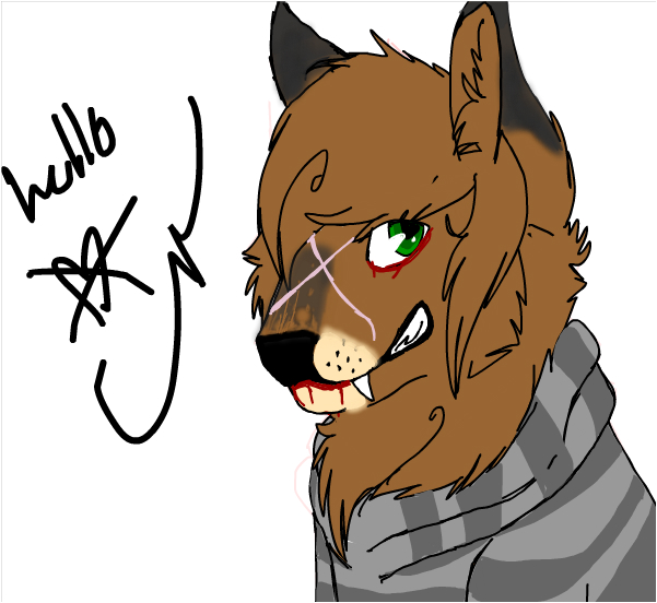 Im a wolf