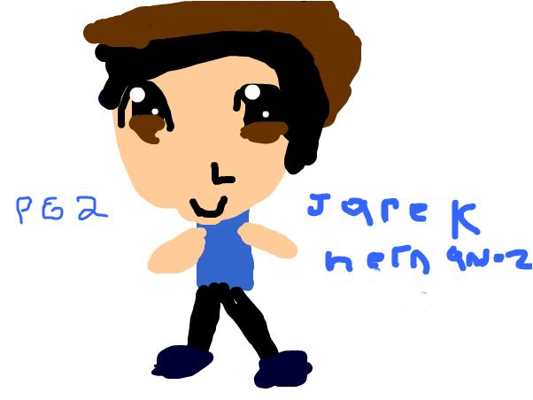 Jarek Hernandez Pequenos Gigantes 2