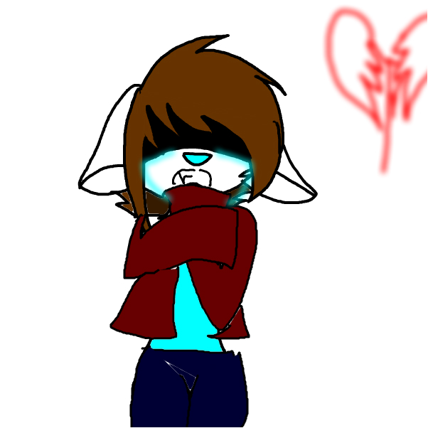 My heart got shattered to pecies..Again! (gtg)