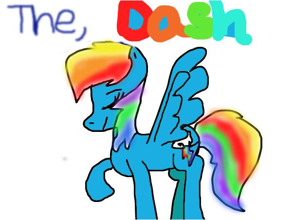 The RainbowDash