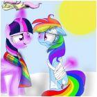 rainbow dash has a problem