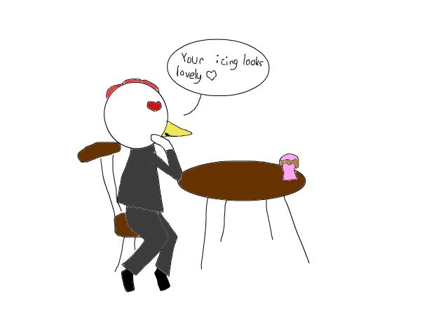 Joe Loves Muffin
