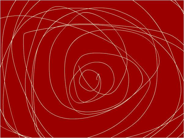 Abstract Rose