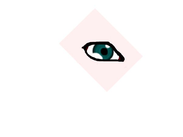 weird eye