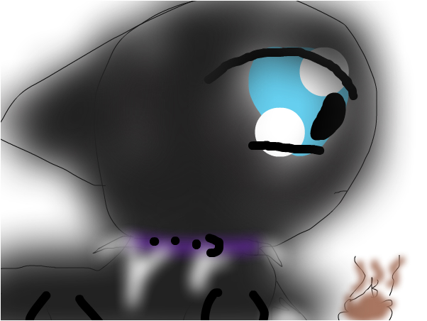scourge is freaked out o3o