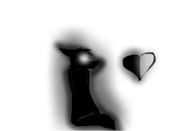 Shadow heat the shadow wolf ~