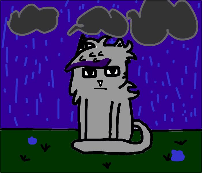 goth kitty