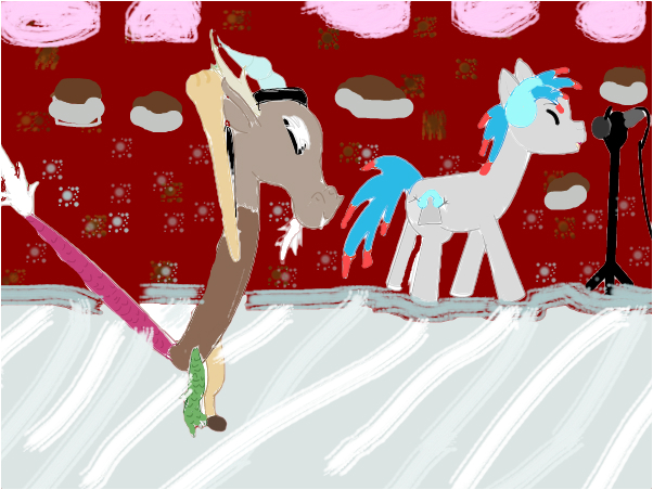 discord by: living tombstone