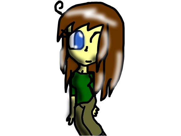 Me cartoon form :D