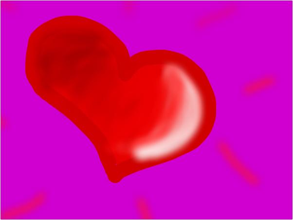 This Is A Random Heart...