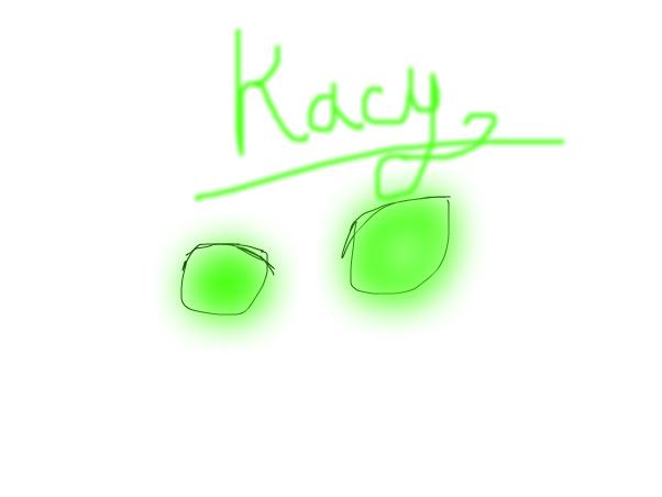 Kacy read!