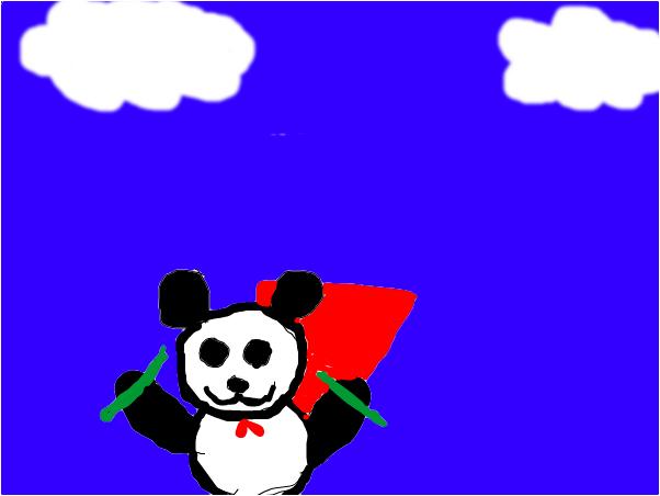 hello panda`