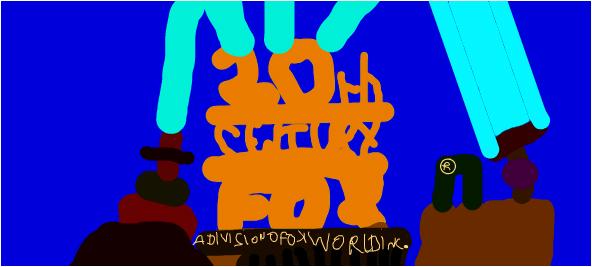 20th Century Fox Group Logo (2006)