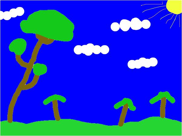 a dzsungel