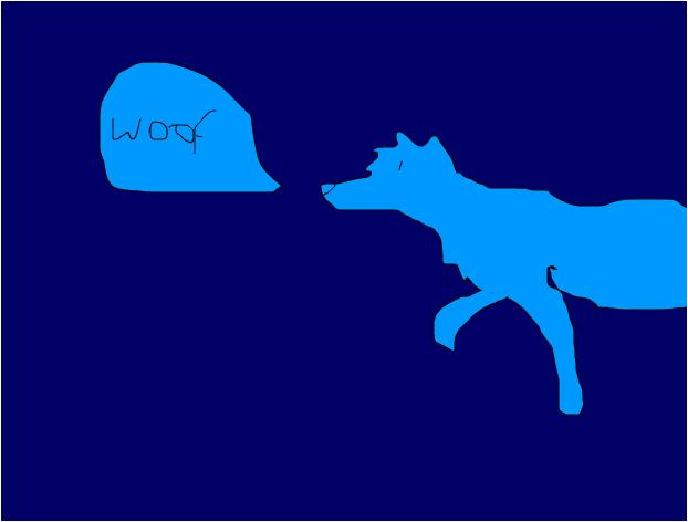 Failed Blue Wolf
