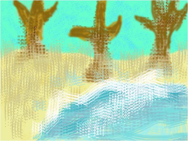 Desert/Beach