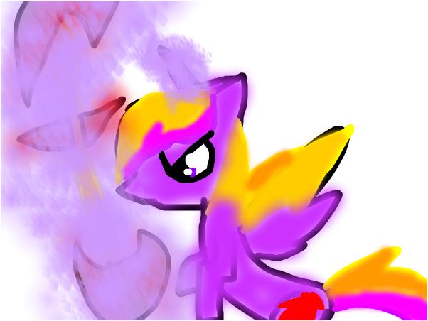 twilight war pony