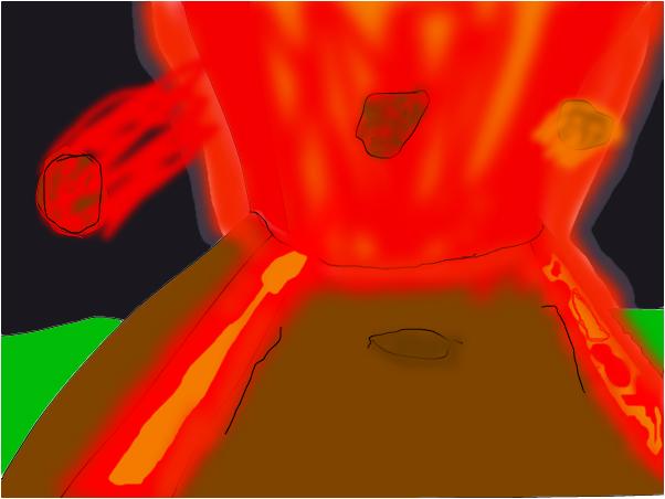 An Explosive Volcano