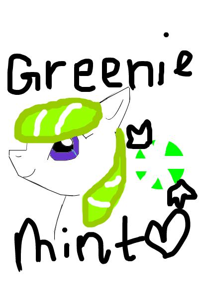 Greenie Mint