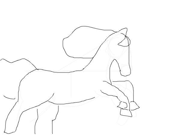Horse WIP