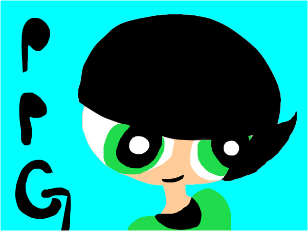 Buttercup from PPG