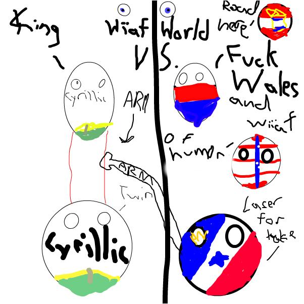 Wiaf Wars: Wiiaf (It's an arm, goddamnit)