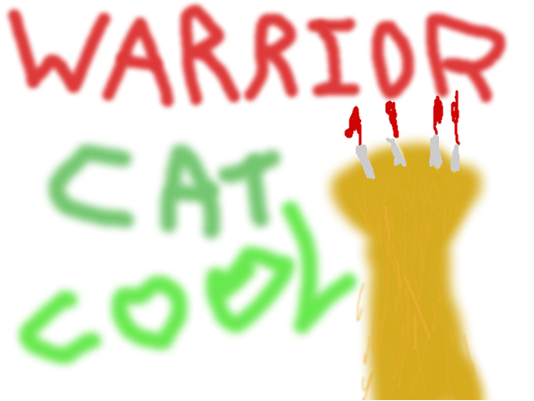 Cool Warrior