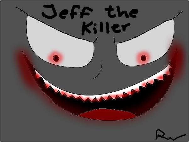 JTK! Jeff The Killer