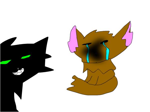 ashfur? How about ash face!