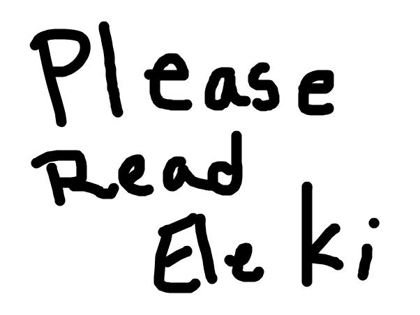 please read eleki