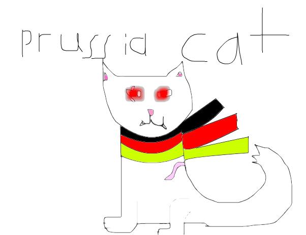 prussia cat