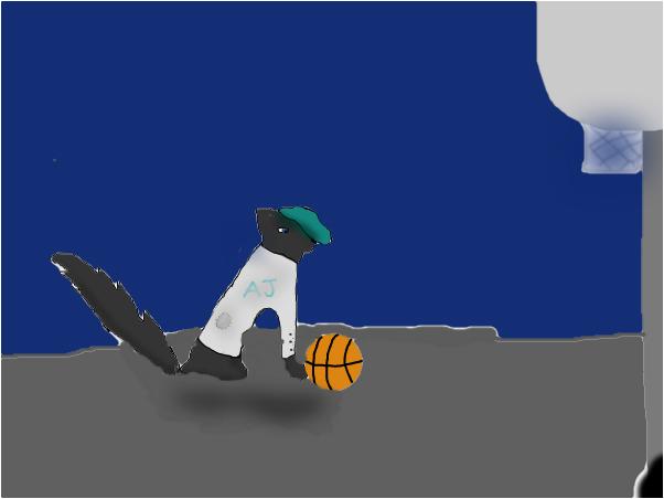 aj basketball player