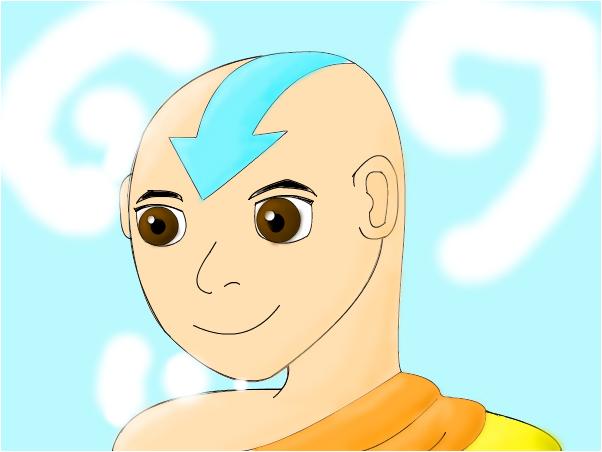 Avatar the Last Airbender: Aang