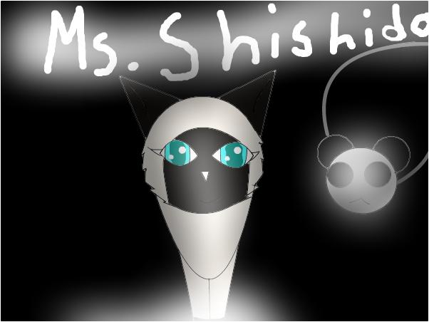 Corpse party : Ms.Shishido: