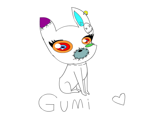 for gumicandy:)   (fanart)